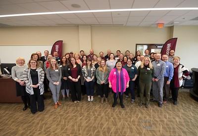 2017 UWL Eagles @ Work Alumni Employee Recognition Event