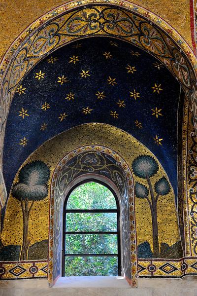 St. Maria Dell`Ammiraglio (Window)--Palermo, Sicily