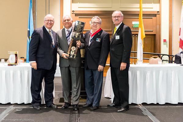 Saturday: Council Awards
