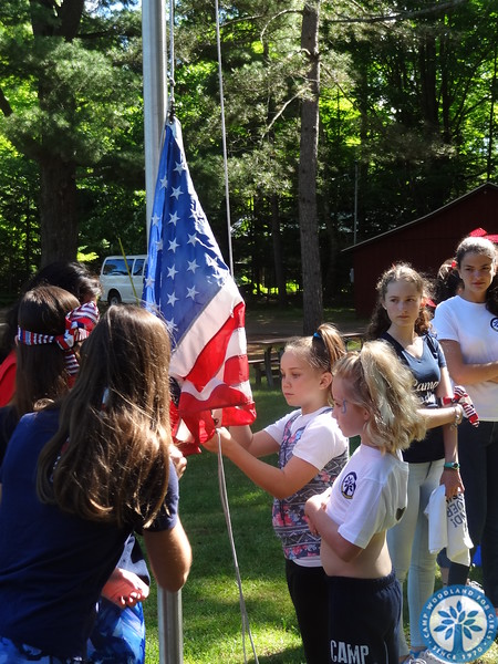 Camp Woodland Sunday Fun!