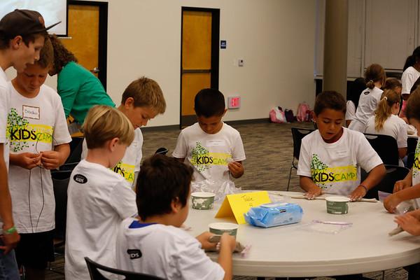 2013 Summer Kids Camps - Art