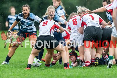 2018-08-15 Ulster U18 Girls 7 Ontario U18 Girls 15 Game 2
