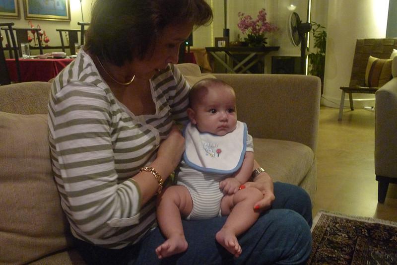 Alexis & Rafa Dec 2012