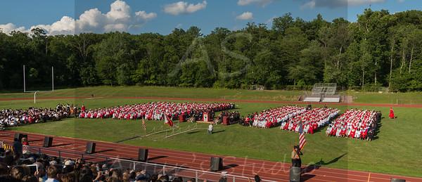 2015  Graduation,  North Rockland High