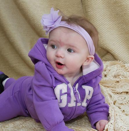 Baby K {6 Months}