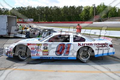 5-2-15 East Carolina Speedway