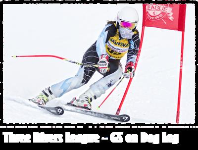 Three Rivers League - GS on Dog Leg