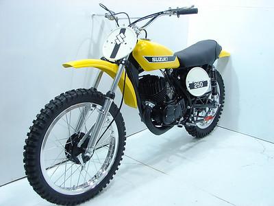 1973 Suzuki TM250