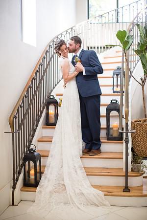Holly + Brandon Wedding