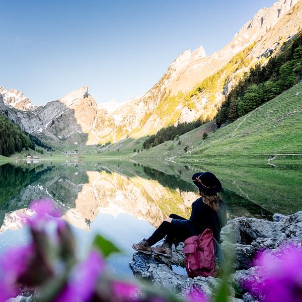Alpstein, Switzerland (2018)
