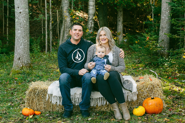 Fall Family Mini Sessions-The McLeans