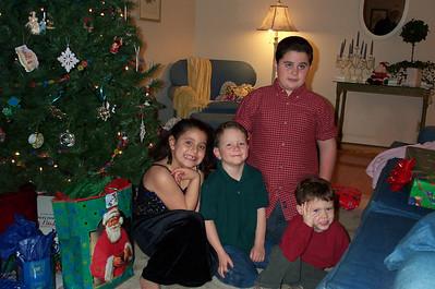 Christmas Eve 2002