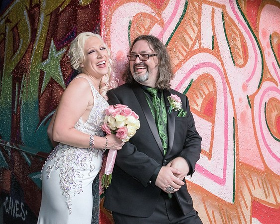 Candie and Nick get Hitched!