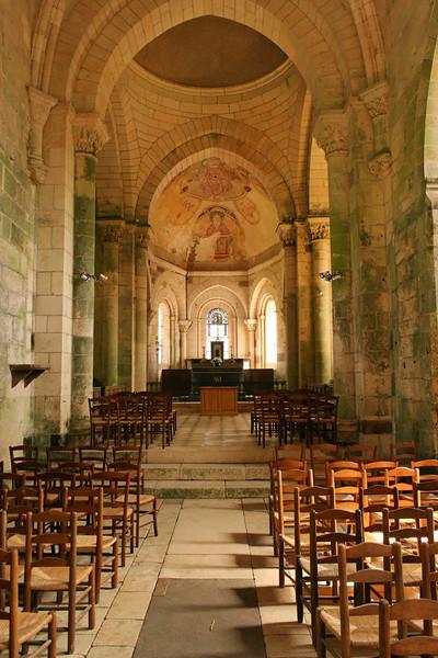 Gargilesse - Eglise