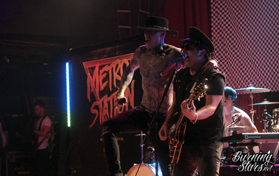 Metro Station @ House Of Blues (San Diego, CA); 01/22/16