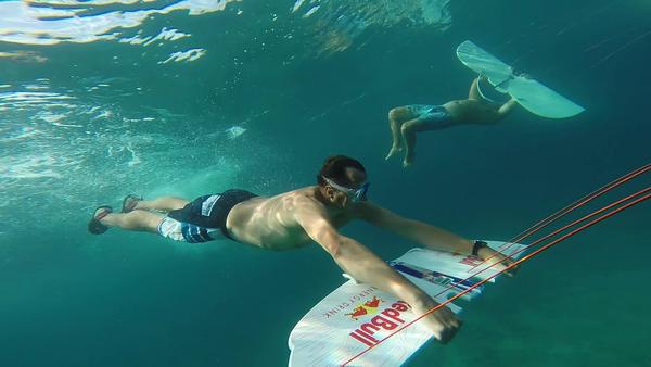 Subglider - Letenje je sedaj mogoče tudi pod vodno gladino