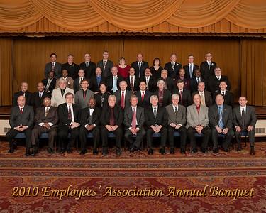 2010 Banquet Pin Recipients