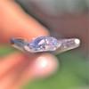1.51ct Round Rose Cut Diamond, GIA K VS1 6