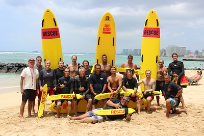 2015 Ocean Safety Training 4-26-2015