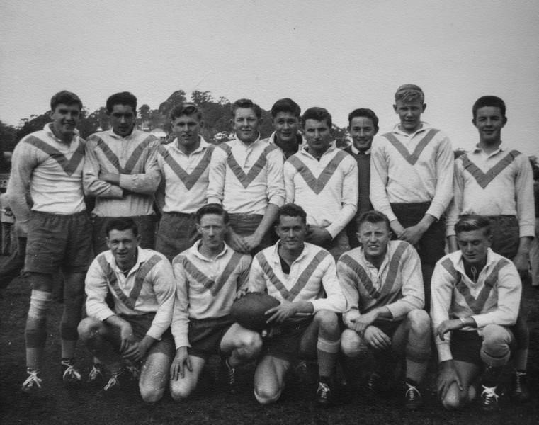 First Grade League 1954