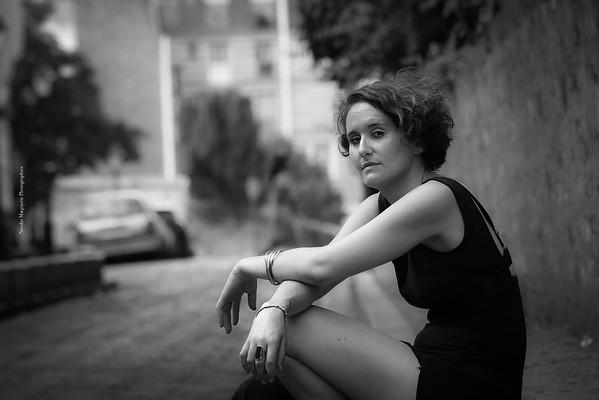 Fanny LH, Montmartre, Un Jour de Mai 2017