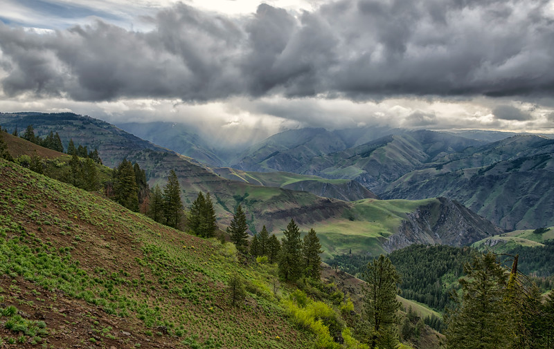 Spring in the Hells Canyon