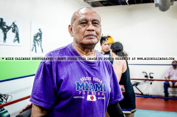 Kru Pong Muay Thai