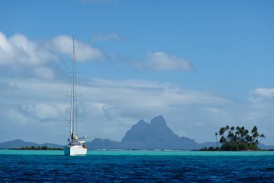 Tahiti, Moorea & Bora Bora