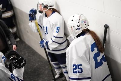 Portledge Girls Hockey - Skills Competition