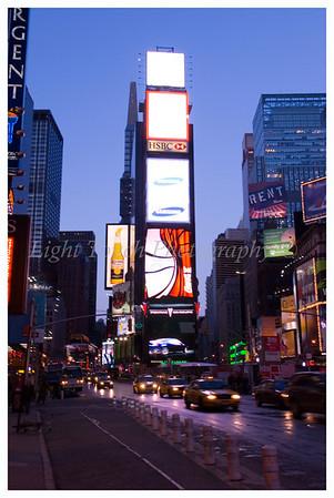 Times Square NY 2007