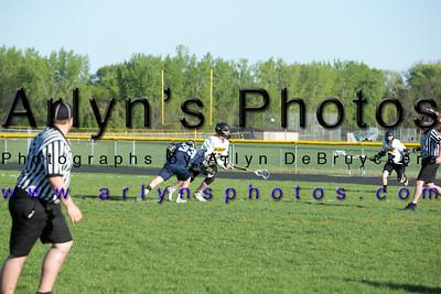 Boys Lacrosse vs Becker