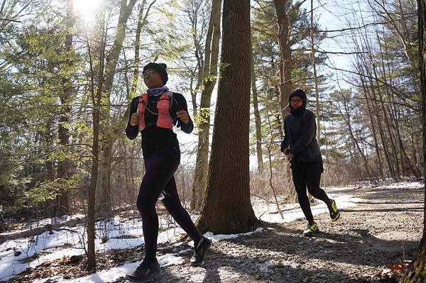 Olde Girdled Grit 50k, Marathon & Half Marathon