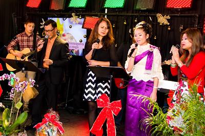 Family Church Christmas:  December 21, 2014