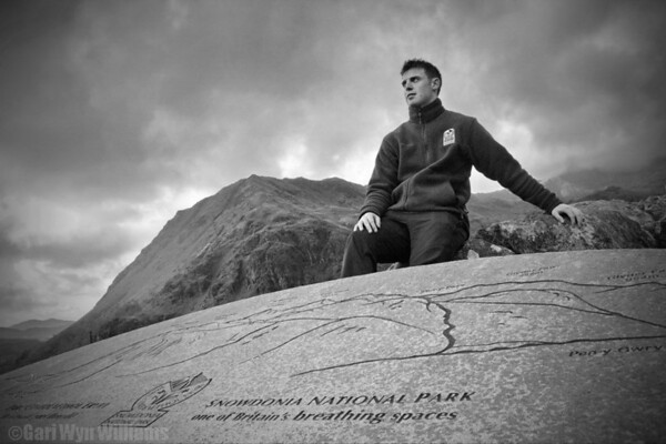 Carwyn Ap Myrddin - National Park Warden