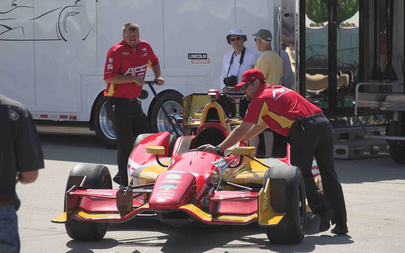 Detroit Grand Prix Belle Isle 2014