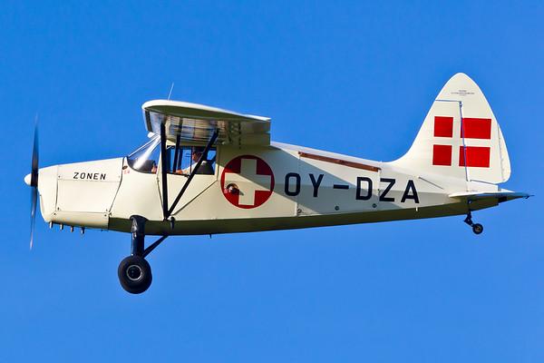 OY-DZA - SAI KZ-III U-3