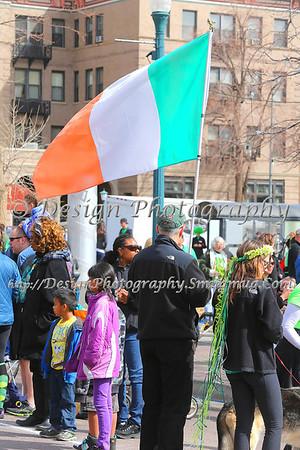 St Patrick's Day Parade, 2013