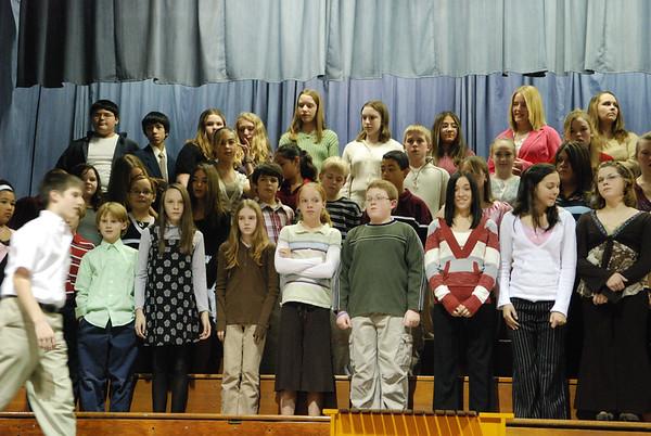 2007 Sacred Heart Christmas Show