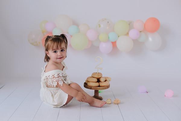 Carlota Smash Cake