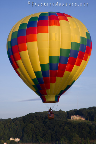 2013 Dutchess County Balloon Festival