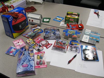 FY13 Annual Gift Drive 12/12
