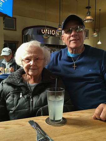 Mom's 97th Birthday 5/29/19
