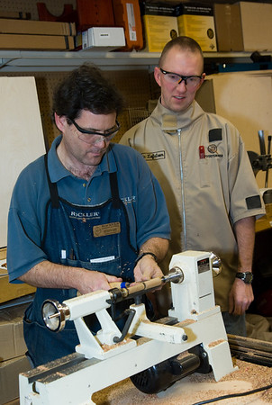 Rockler Woodworking Pen Turning Expo