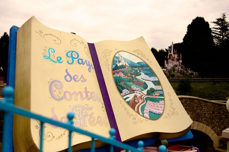 Fairy Tail Disney Land Paris