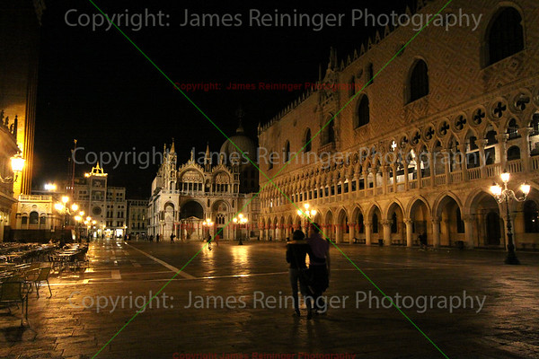 Venetian Street Scenes