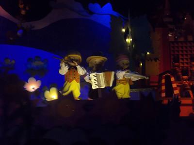 Vacation to Disneyland Sept 2011