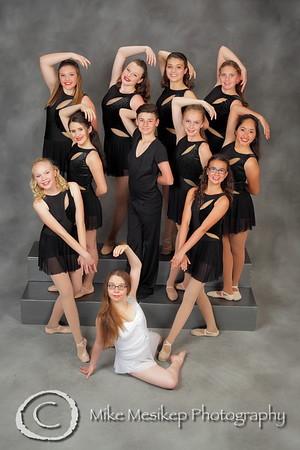 6:45 - Teen Ballet