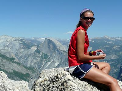 Yosemite Creek Early Season  Itinerary