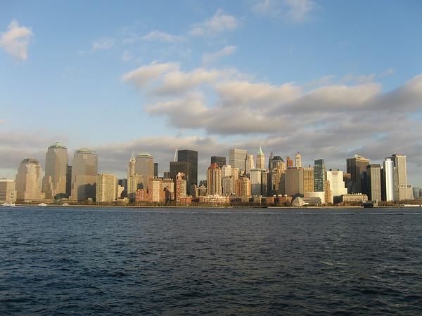 New York City (2006-11)