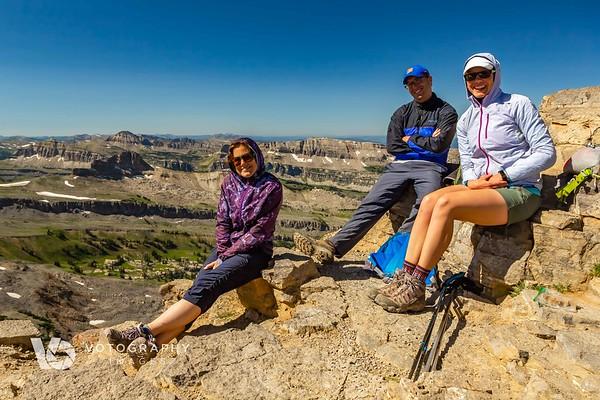 Grand Teton N.P. / Jedediah Smith Wilderness - August - reduced
